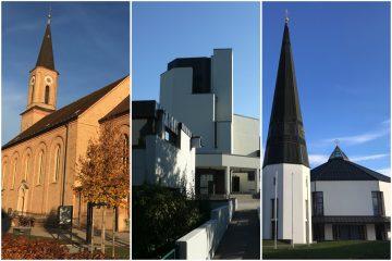 Kirchen in Königsbrunn